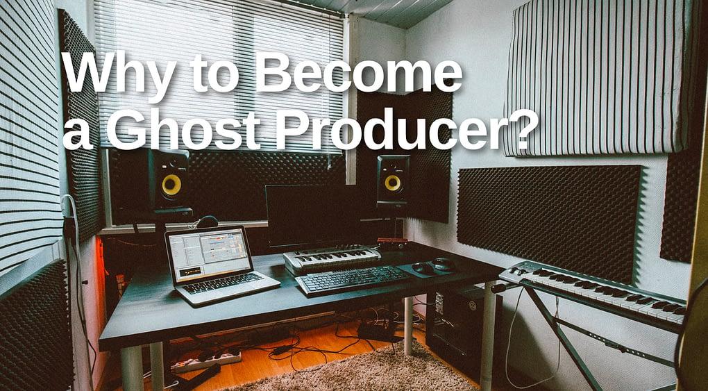 Ghost Producer Studio Empty
